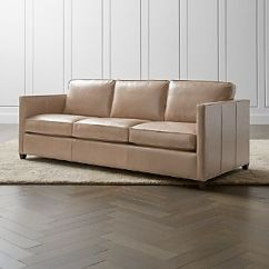 Twin Sofa Bed Leather Floor Mats For Sleeper Sofas Crate And Barrel Dryden 3 Seat Queen