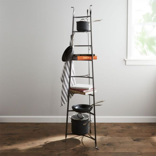 Enclume Standing 8-tier Pot Rack Crate And Barrel