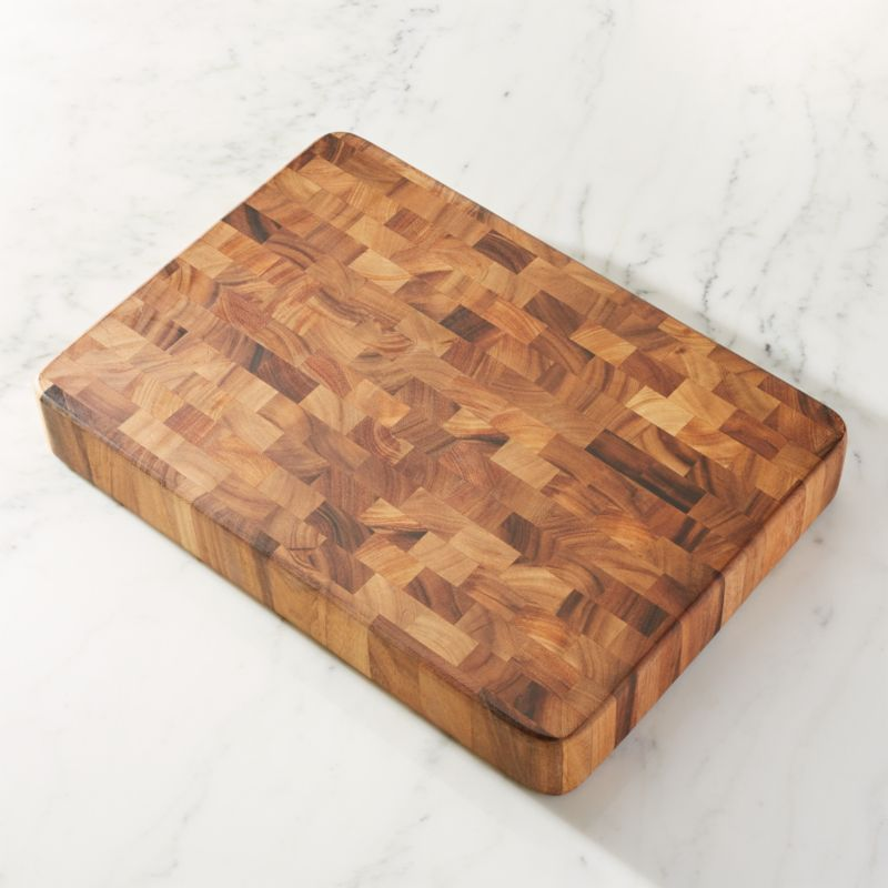 kitchen cutting boards supplies online large end grain board block reviews crate and barrel endgrainboard20x14inlargeshf16