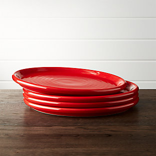 Farmhouse Red Cereal Bowl Crate And Barrel