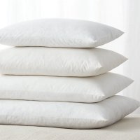 Feather-Down Rectangular Pillow Inserts | Crate and Barrel