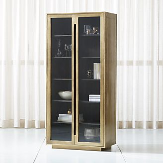 storage box chair philippines restoration hardware chairs cabinets and display crate barrel freda glass door cabinet