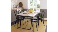French Kitchen Table   Crate and Barrel
