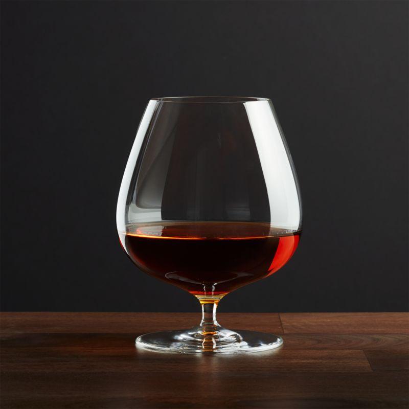 Gran Brandy Snifter  Reviews  Crate and Barrel