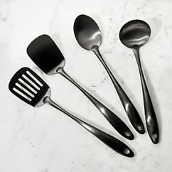 Kitchen Tool Luxury Outdoor Kitchens Cooking Utensils And Tools Crate Barrel Graphite