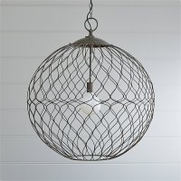 Hoyne Extra Large Pendant | Crate and Barrel