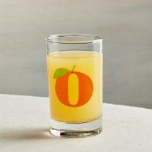 Squeeze Orange Juice Glass Crate And Barrel