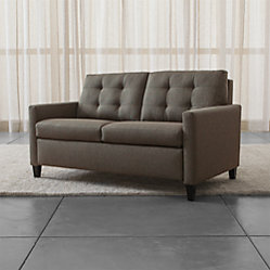 crate and barrel karnes sleeper sofa review sectional sofas contemporary toronto 71