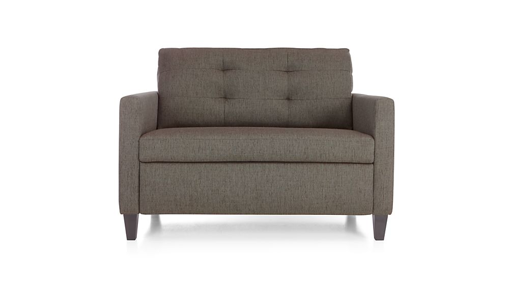 sasha sofa bed twin sleeper contemporary futon orian bad more - thesofa
