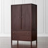 Keane Armoire   Crate and Barrel
