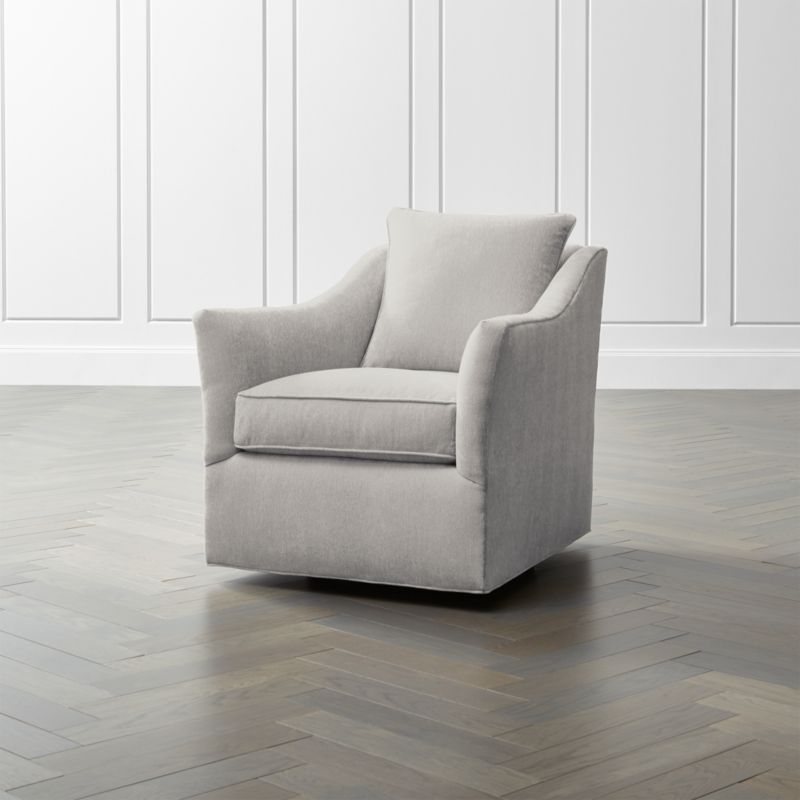 Swivel Accent Chairs Living Room
