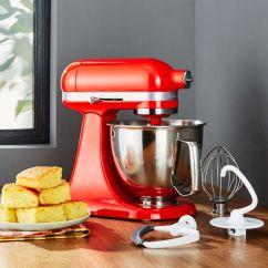 Kitchen Aid Stand Up Mixer Franco Sinks Kitchenaid Artisan Hot Sauce Mini With Flex Edge ...