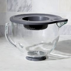 Kitchen Aid Glass Bowl Where To Buy Curtains Kitchenaid Stand Mixer Reviews Crate And Barrel