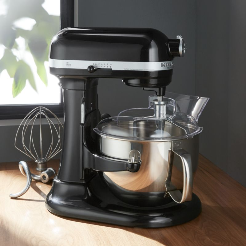 kitchen aid pro table base kitchenaid 600 onyx black stand mixer reviews crate and barrel
