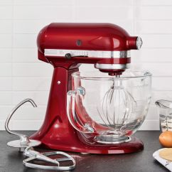Kitchen Design App Unit Kitchenaid Artisan Series Candy Apple Red Stand ...
