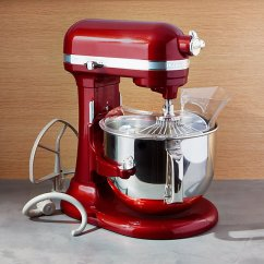 Red Kitchen Aid Mixer Unique Sinks Kitchenaid Pro Line Stand Mixer, Candy Apple | Crate ...