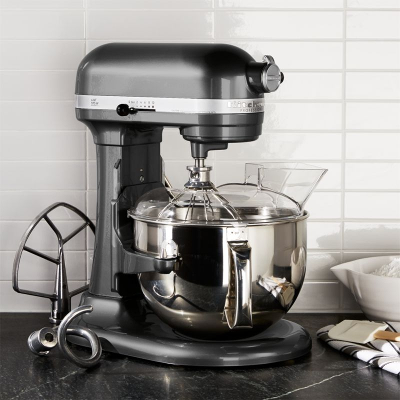 kitchen aid pro surplus appliances kitchenaid professional 600 stand mixer kp26m1xpm reviews crate and barrel