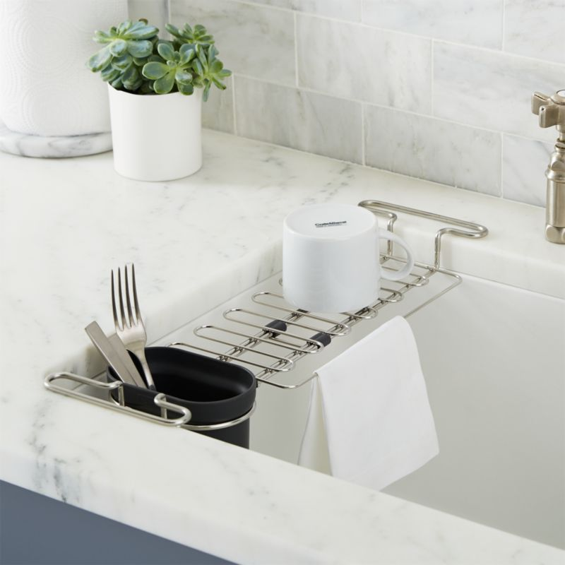kohler kitchen sink banquette accessories for crate and barrel utility rack