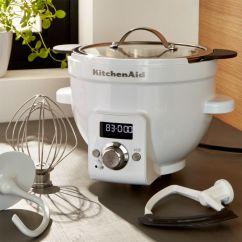 Kitchen Aid Bowls Sink Drain Repair Kitchenaid Precise Heat Bowl Reviews Crate And Barrel Ktchnadprcsheatmxngbwlatchshf16