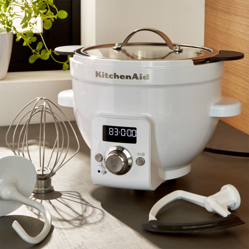 kitchen aid bowls how to build an outdoor plans kitchenaid precise heat bowl reviews crate and barrel ktchnadprcsheatmxngbwlatchshf16