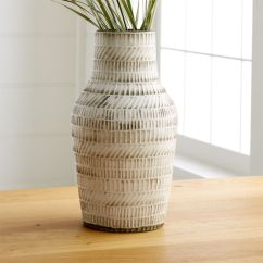 Kitchen Counter Chairs Play Island Lati Vase + Reviews | Crate And Barrel