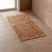 Lattice Wooden Mat | Crate and Barrel