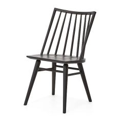 Oak Windsor Chairs Burlap Chair Sashes Lewis Black Dining Reviews Crate And Barrel