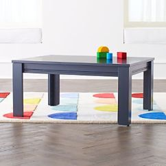 Kids Table With Chairs Reclining Camp Chair Footrest Play And Activity Tables Crate Barrel