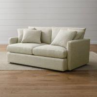 Lounge II Petite Apartment Sofa | Crate and Barrel
