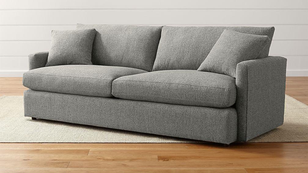 Lounge II Narrow Sofa  Crate and Barrel
