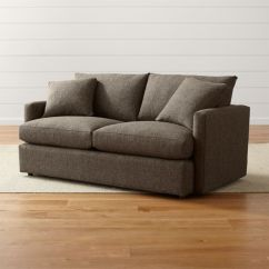 Custom Made Sofas How To Clean The Sofa Lounge Ii Comfortable Apartment + Reviews | Crate And ...