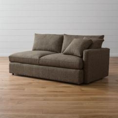 Sofa Arm How To Clean The Fabric Lounge Right Reviews Crate And Barrel Loungeiirasofatruffleshs15 1x1