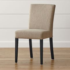 Dining Chairs With Arms Upholstered The Cozy Sac Bean Bag Lowe Khaki Chair Reviews Crate And Barrel