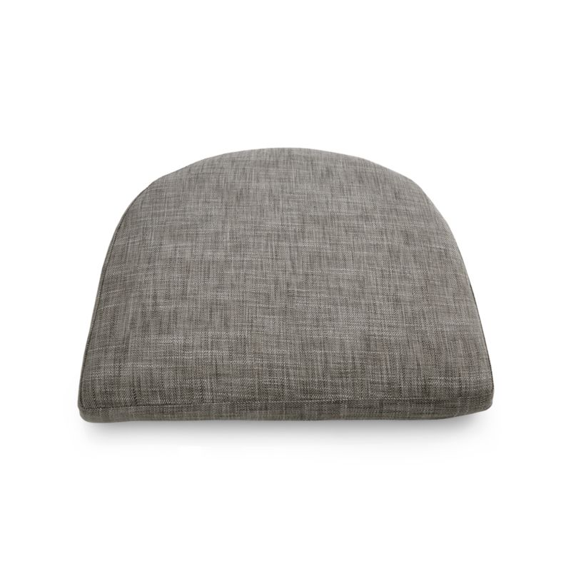 barrel chair cushions covers for hire polokwane maluku grey dining arm cushion reviews crate and