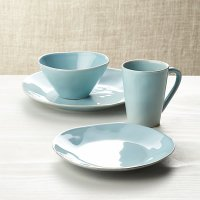 Marin Blue Dinnerware | Crate and Barrel