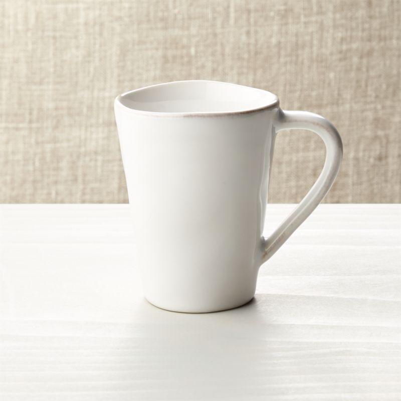 Marin White Mug + Reviews