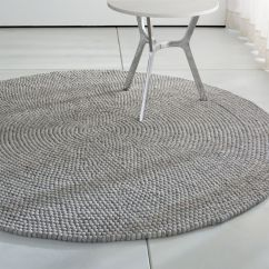 Black Barrel Chair Imperatorworks Gaming Markus 6.5' Round Grey Rug | Crate And