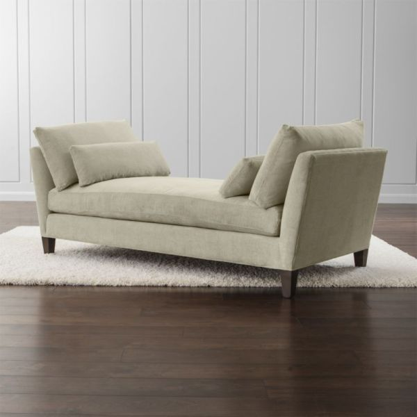 Marlowe Upholstered Daybed Crate And Barrel