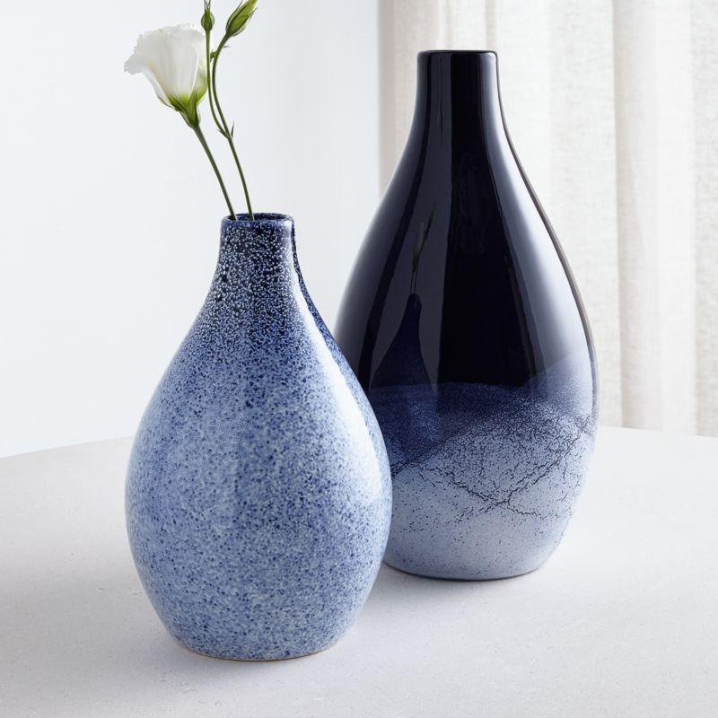 Nila Vases  Crate and Barrel