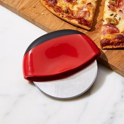 Oxo Kitchen Utensils Modern Light Fixtures ® Clean Cut Pizza Cutter | Crate And Barrel