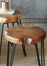 Natural Wood Furniture | Crate and Barrel