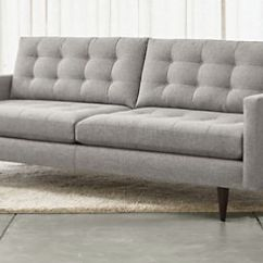 Tyson Sectional Sofa Sofas For Small Flats Uk Sofas, Couches And Loveseats | Crate Barrel