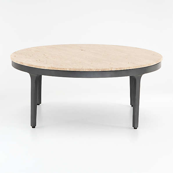 unique coffee tables crate and barrel