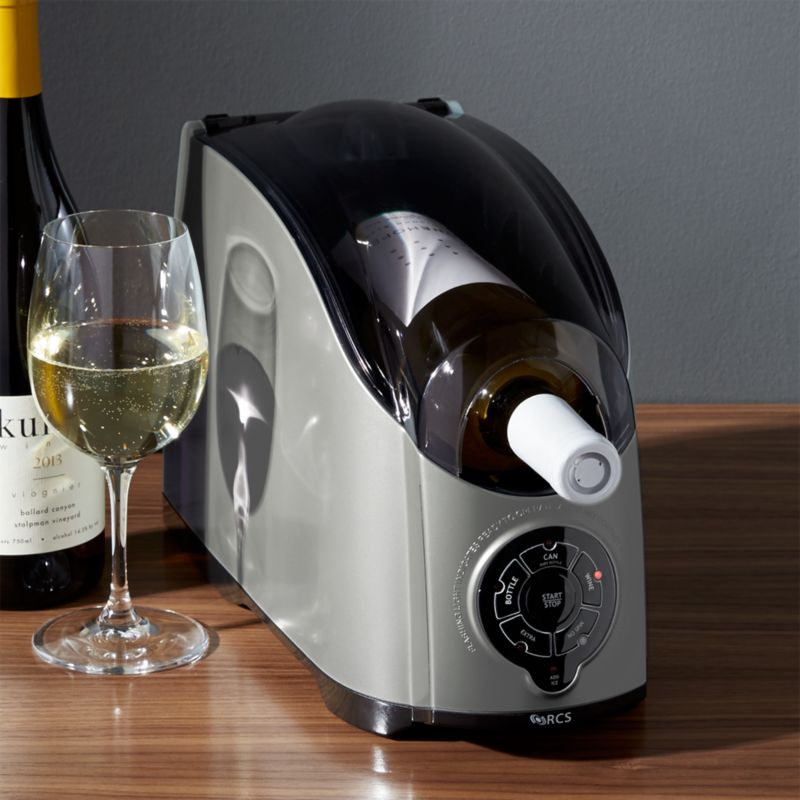 Rapid Beverage Chiller Reviews Crate And Barrel