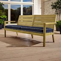 Save on Wood Outdoor Furniture | Crate and Barrel