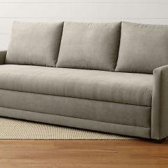 Best Memory Foam Sleeper Sofas Corner Leather Sofa Gumtree Leeds Queen Dryden ...