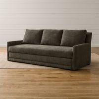 Reston Queen Trundle Sofa | Crate and Barrel