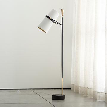 Crate And Barrel Tribeca Floor Lamp | Floor Roma on Riston Floor Lamp  id=37654