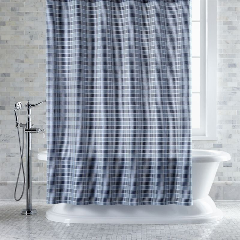 Skyline Shower Curtain Crate And Barrel