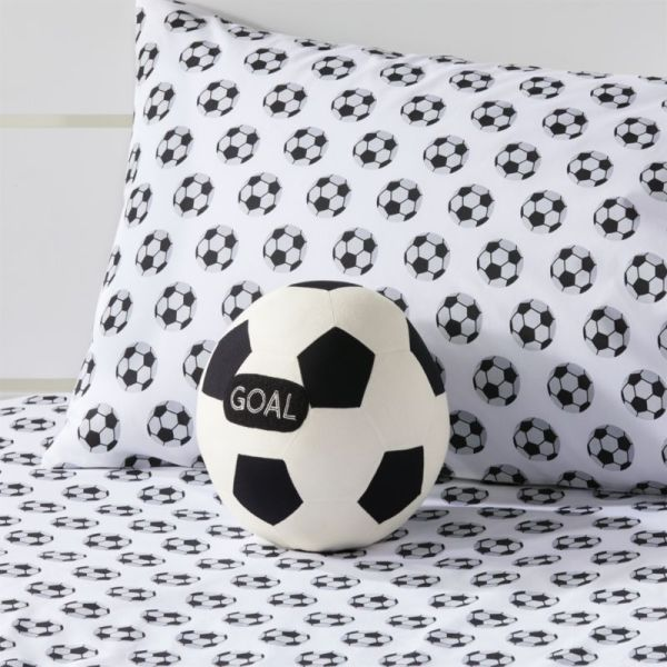 Soccer Ball Pillow Crate And Barrel